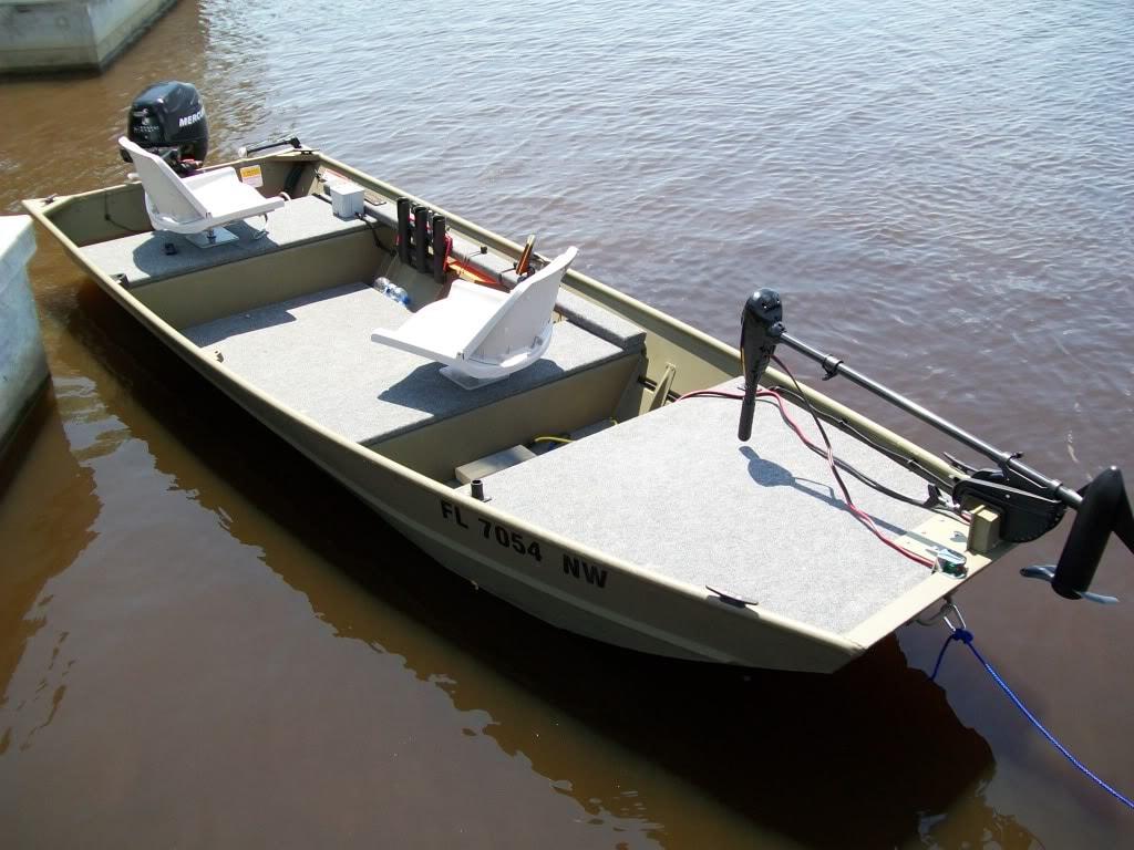 Jon Boat Accessories - The Run Down! - Jon Boat Accessories